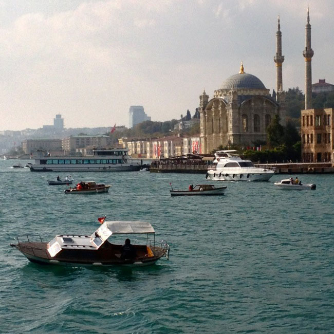 Bosphorus-boat-tour