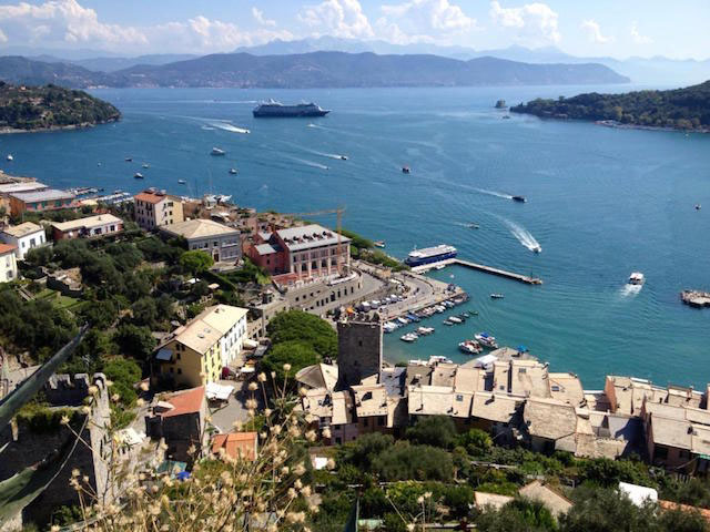 Portovenere, Italy by Peggy L.