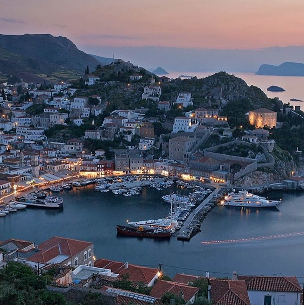 Hydra, Greece. Dreaming of an Azamara cruise here! #travel