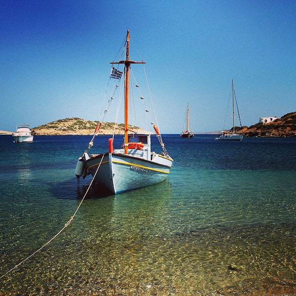 Patmos, Greece. Dreaming of an Azamara cruise here! #travel