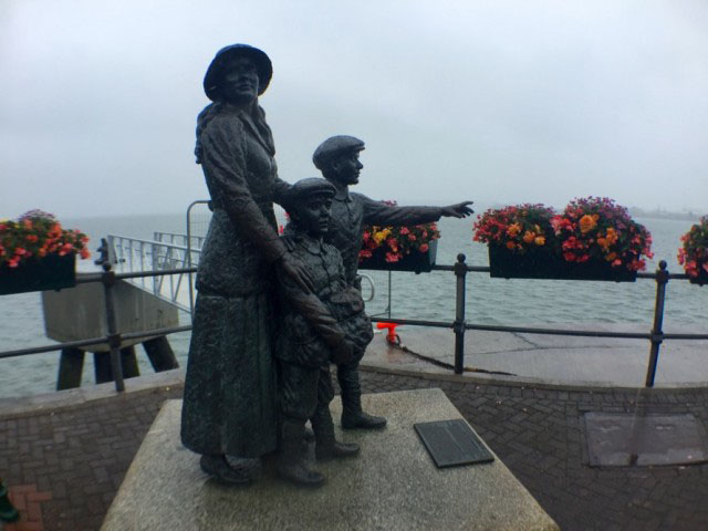 The Anne Moore tribute in Ireland.