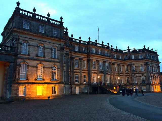 AzAmazing Evening at Hopetoun House