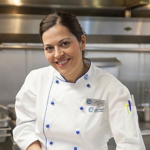 Executive Chef Monica Whitaker