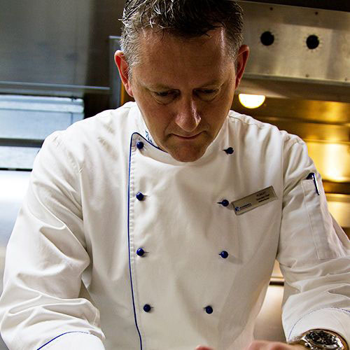 Corporate Executive Chef Robert van Rijsbergen