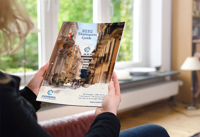 The Azamara 2020 Destination Guide - Hard Copy
