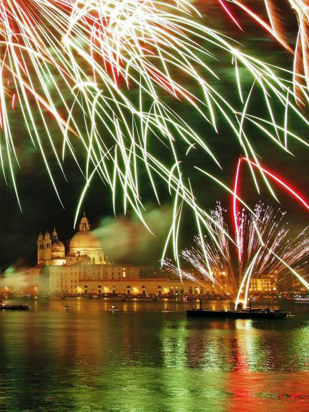 Celebrating the Festa del Redentore in Venice