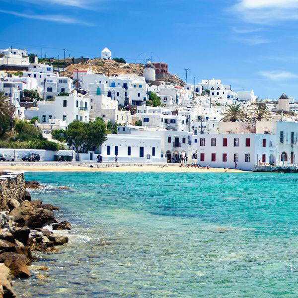 Cruising to Gay-Friendly Mykonos
