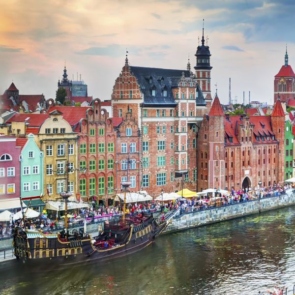 Gdansk, Poland: Can One Painting Tell the History of a City?