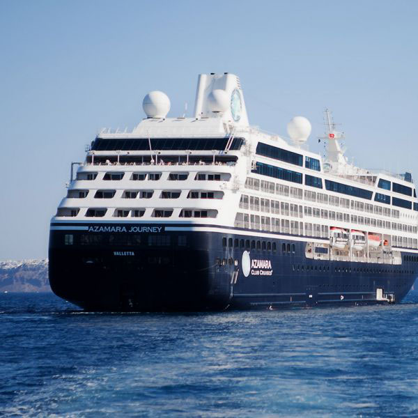 Aboard The Azamara Journey: Part One