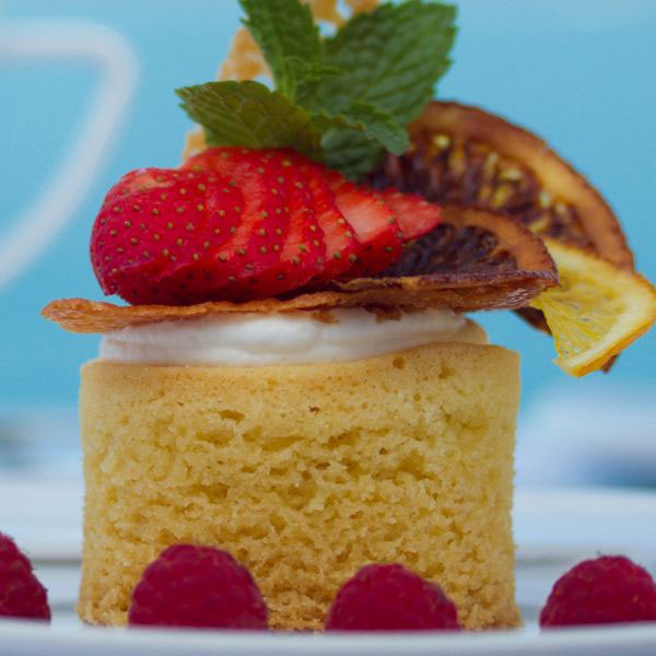 A Chef's Quest To Create The Best Desserts At Sea