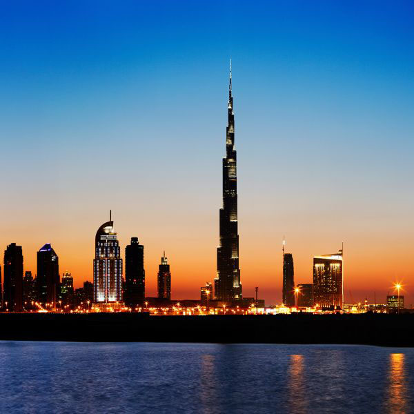 Five Things To Do in Dubai