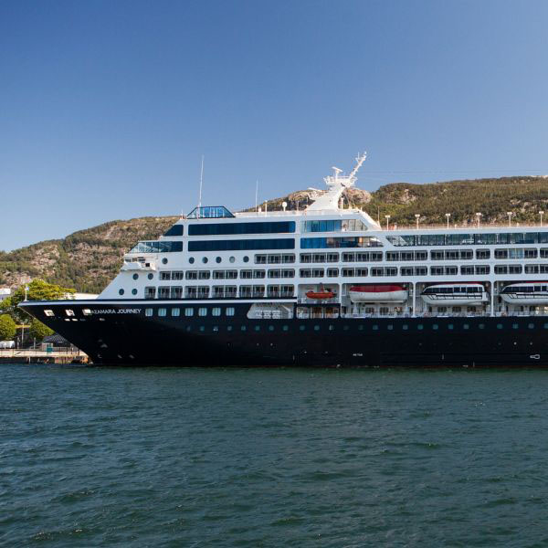 Cruise To G.I.V.E. (Get Involved, Volunteer Everywhere) With Azamara