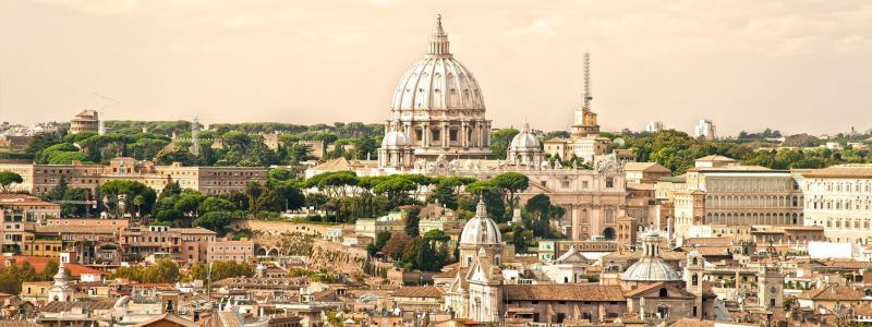 Rome—the Eternal City