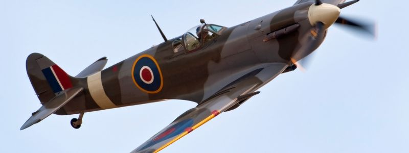 Spitfires and Hurricanes