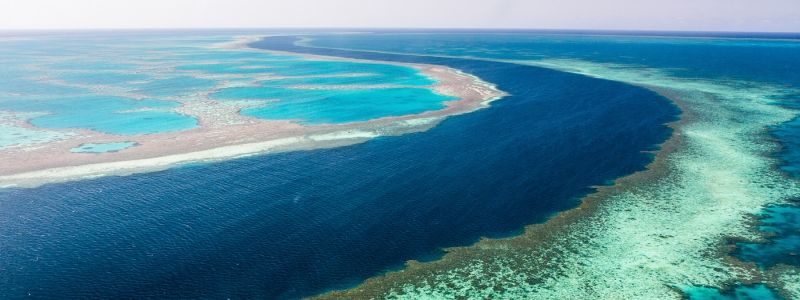 GREAT BARRIER REEF MARINE PARK