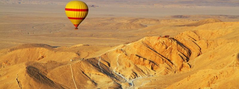 Luxor And Valley Of The Kings