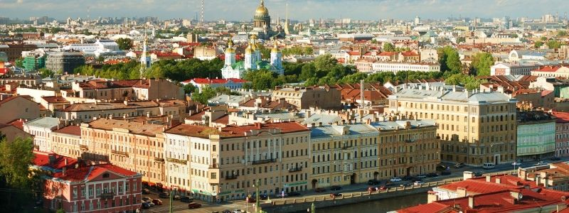 The Best of St. Petersburg