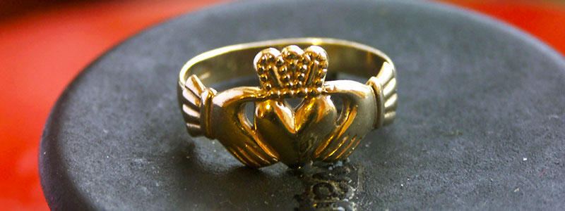 Claddagh Jewelry