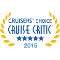 Cruise Critic Cruisers Choice