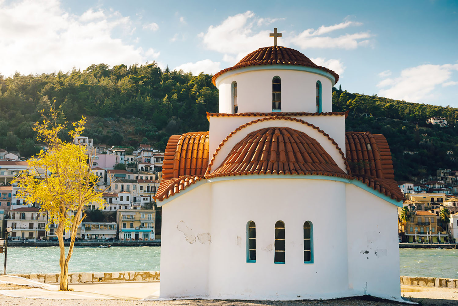 Church of Agios Petros, Gythion, Greece