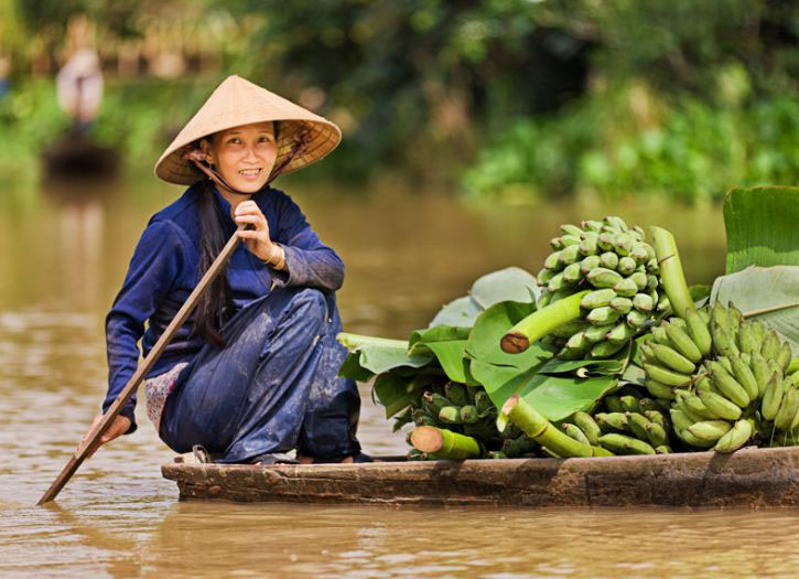 Journey to Mekong Delta