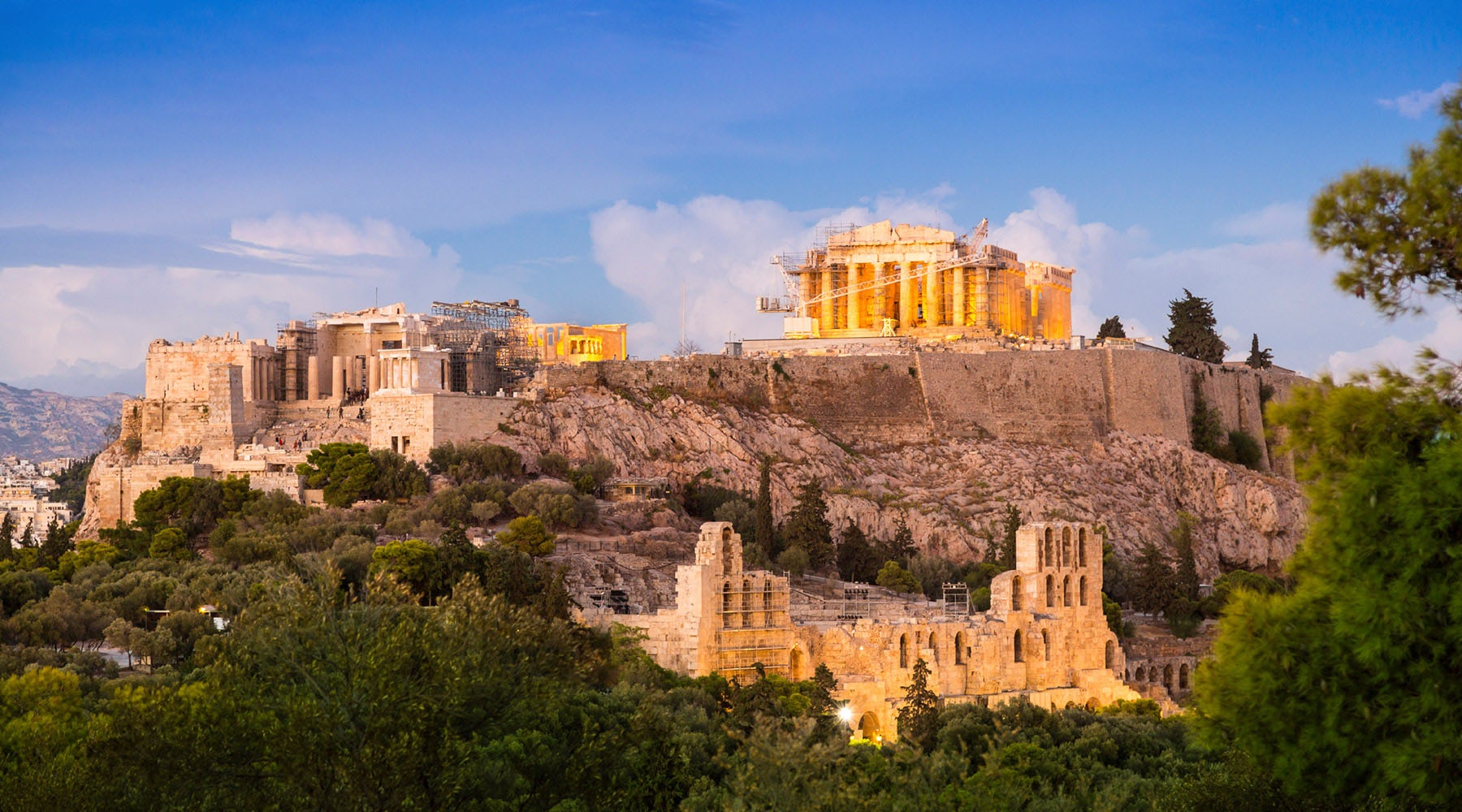 The Timeless Charm of Athens, Greece