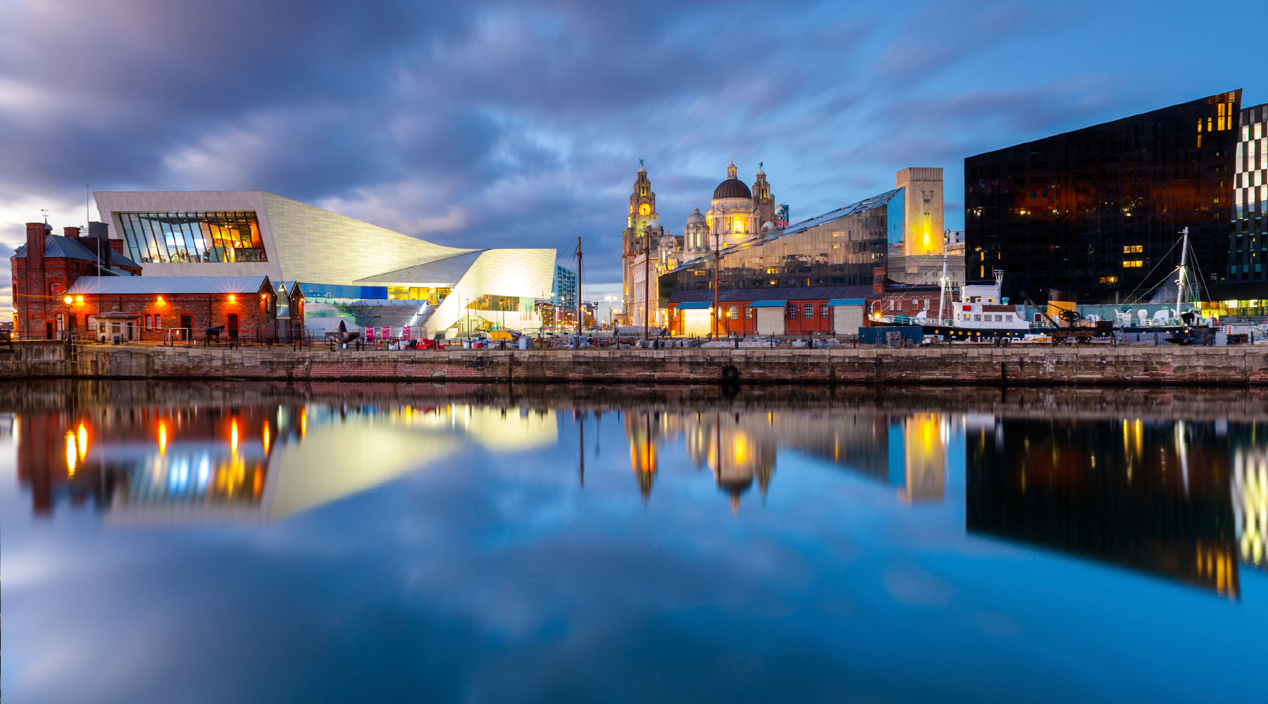 Diary of an AzAmazing Evening to Remember in Liverpool