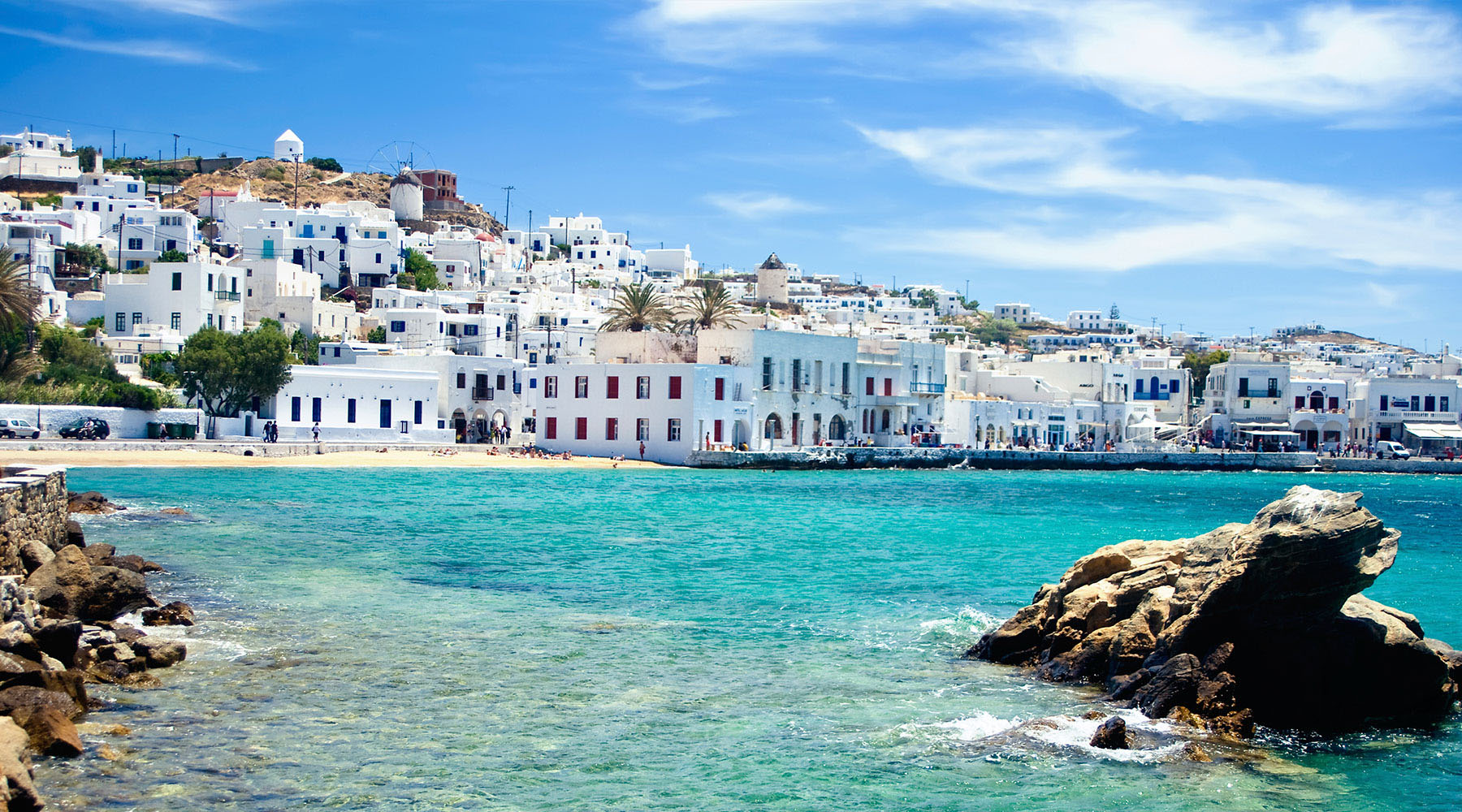 Cruising to Gay Friendly Mykonos