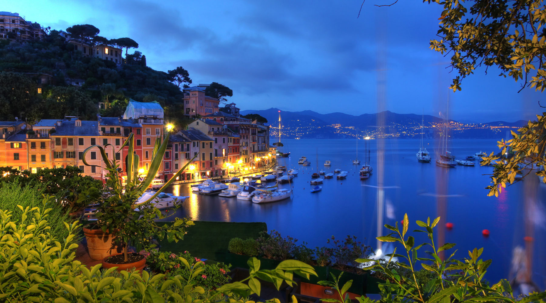 Cruises To The Italian Riviera