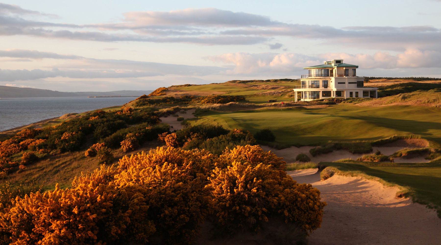 2017 British Open at Royal Birkdale by Sea