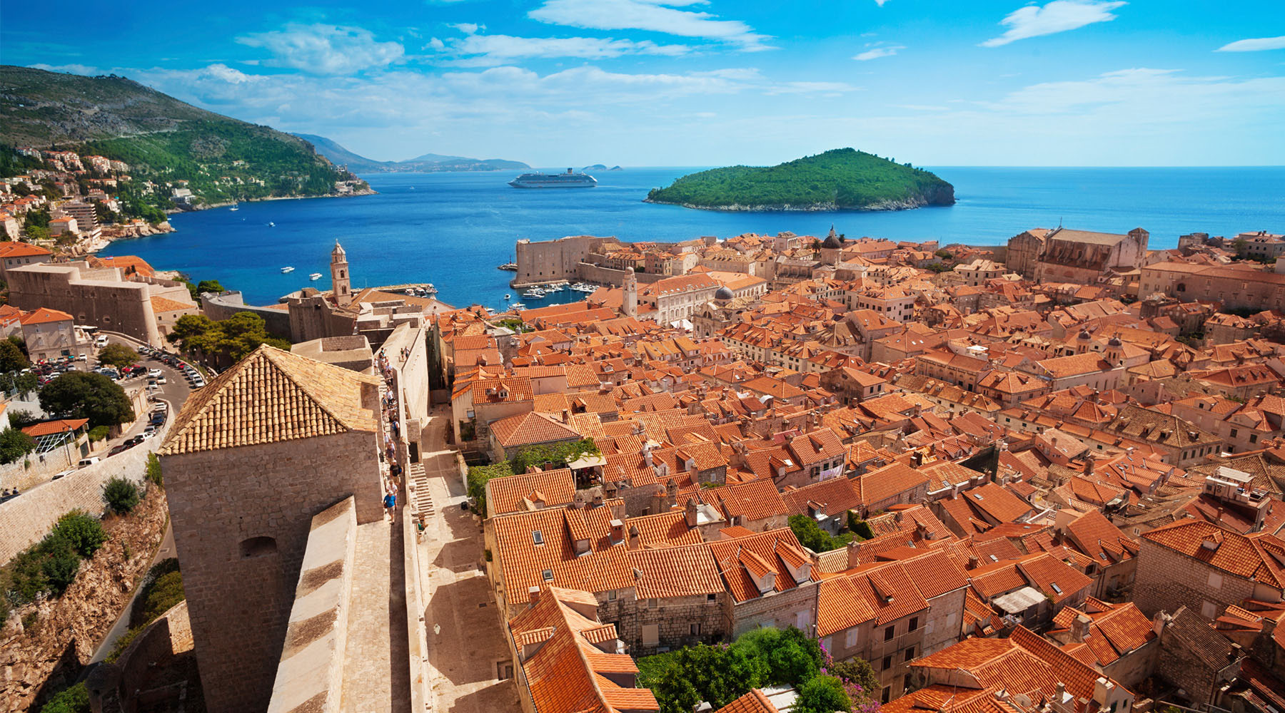 Delicious Dubrovnik: the Taste of Dalmatia & City Tour