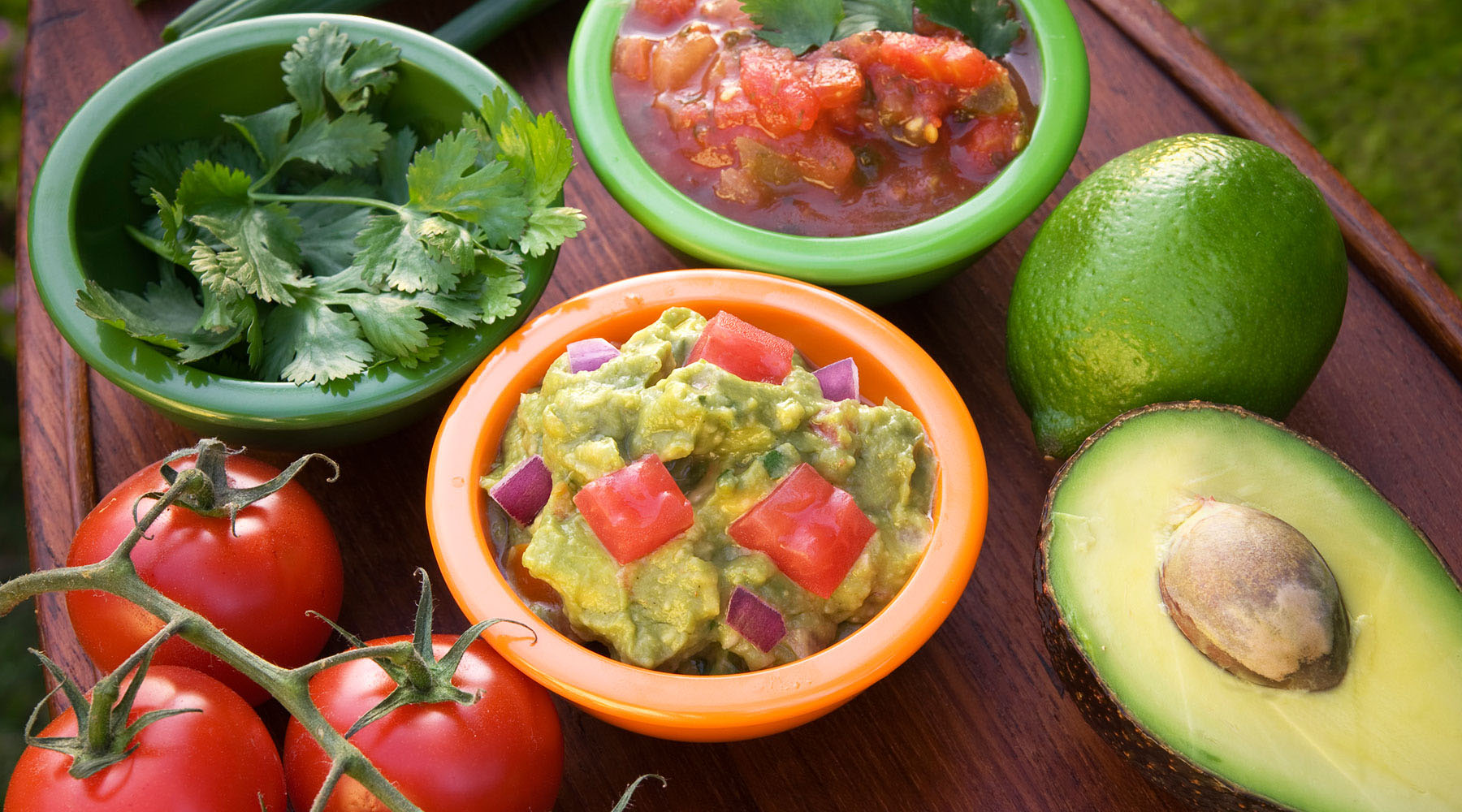Recipe of the Month: Pico de Gallo and Guacamole