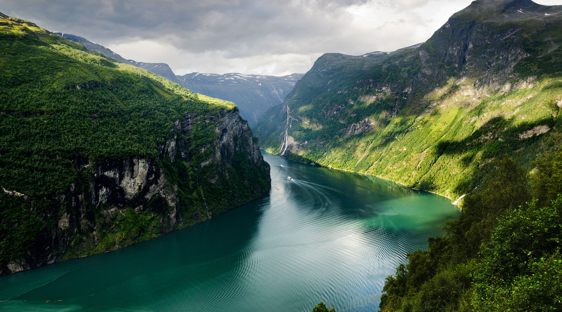 Geiranger The Best Fjord In Norway