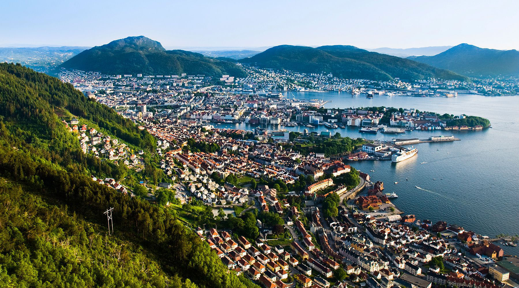 Norway's Most Beautiful City