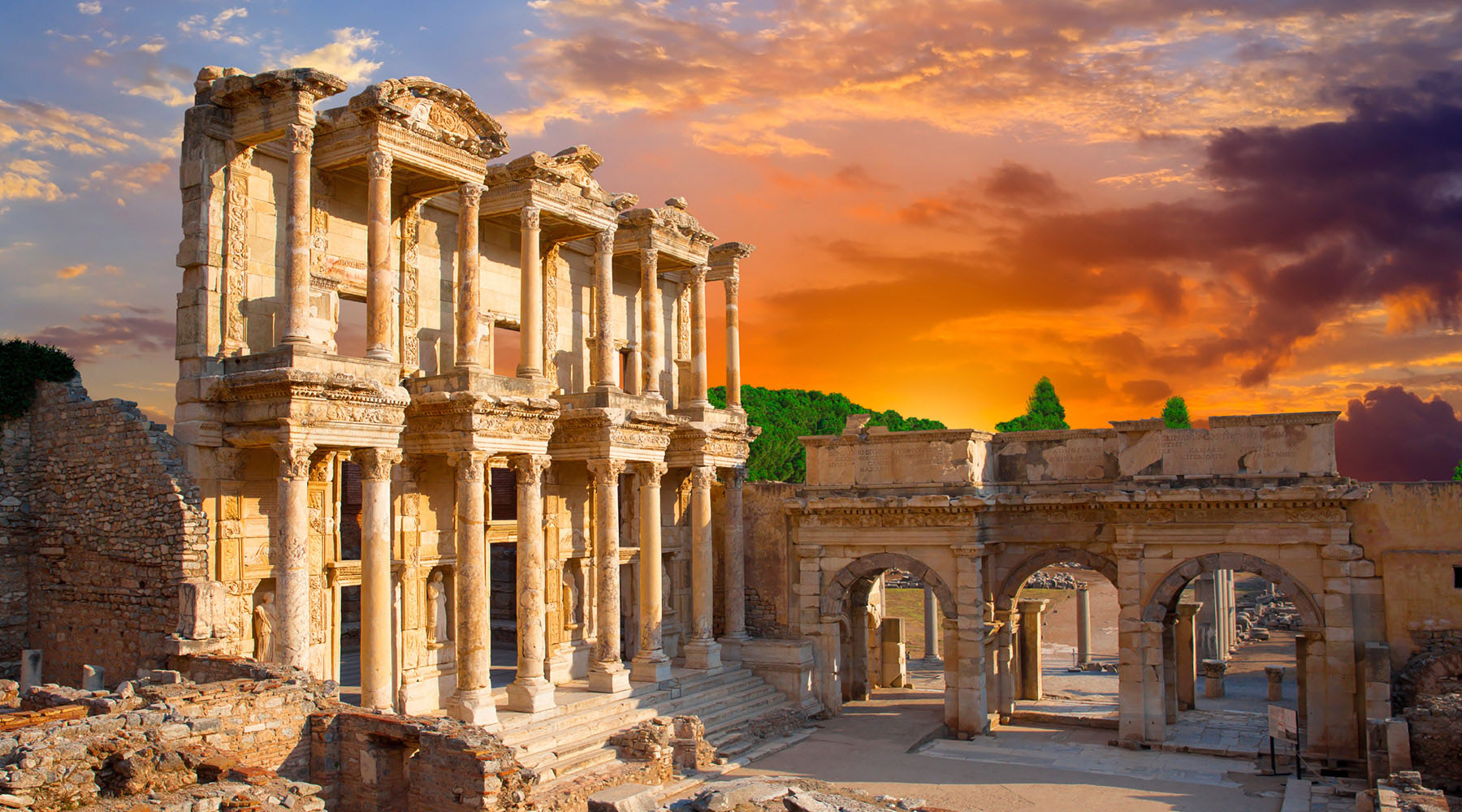 An AzAmazing Adventure in Ephesus