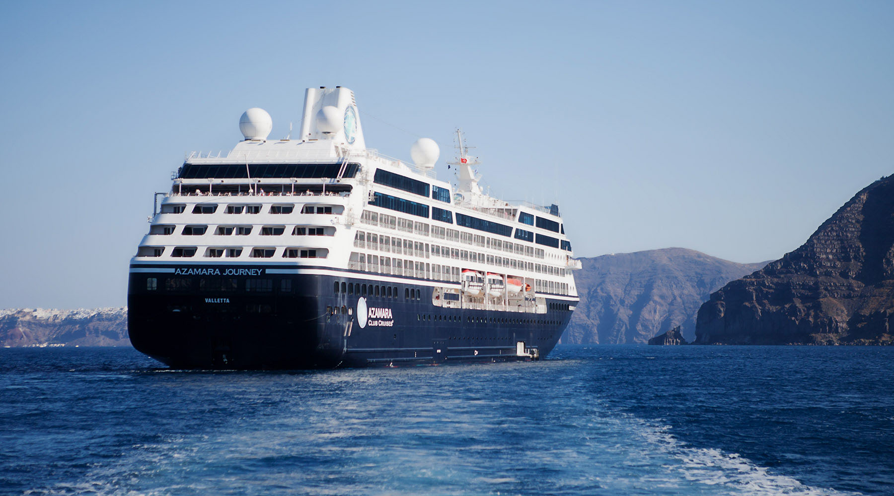 Aboard the Azamara Journey - Part Four