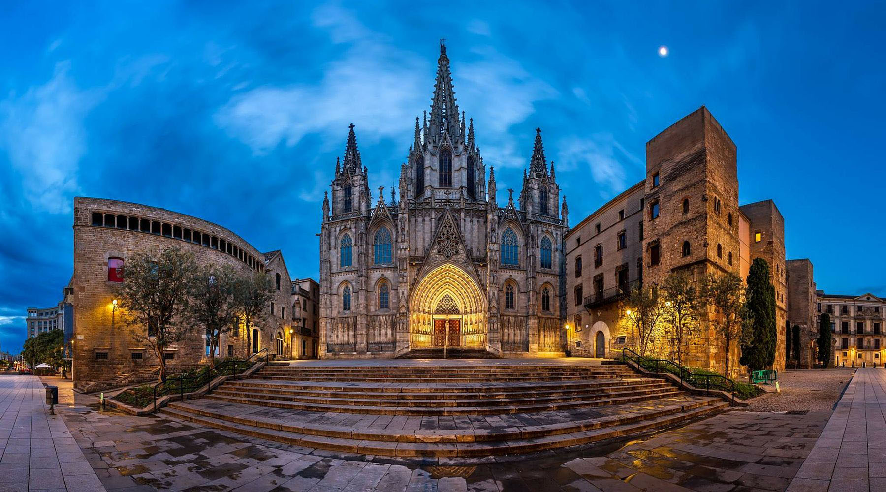 Five Things to do in Barcelona