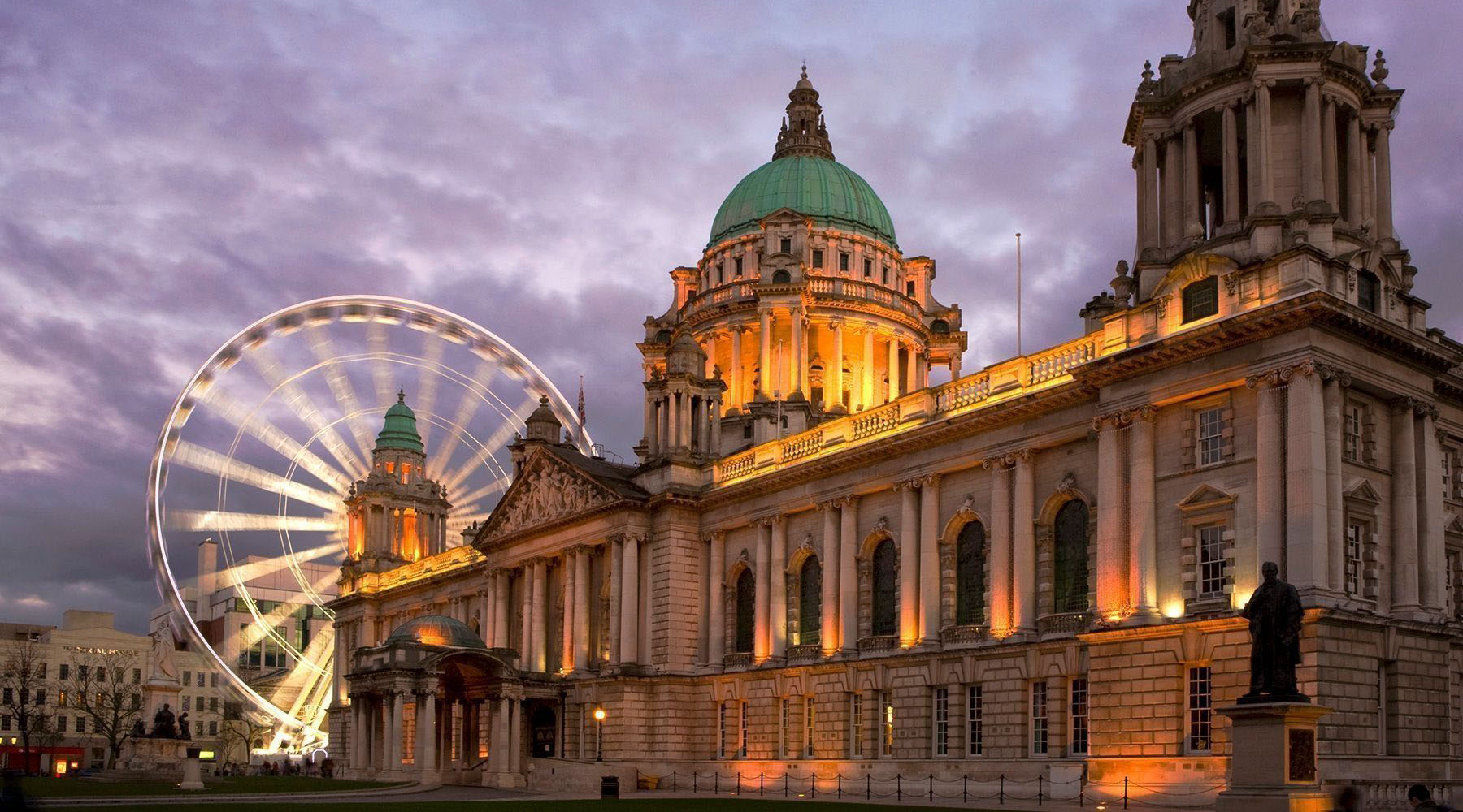Belfast Northern Ireland Azamara Club Cruises