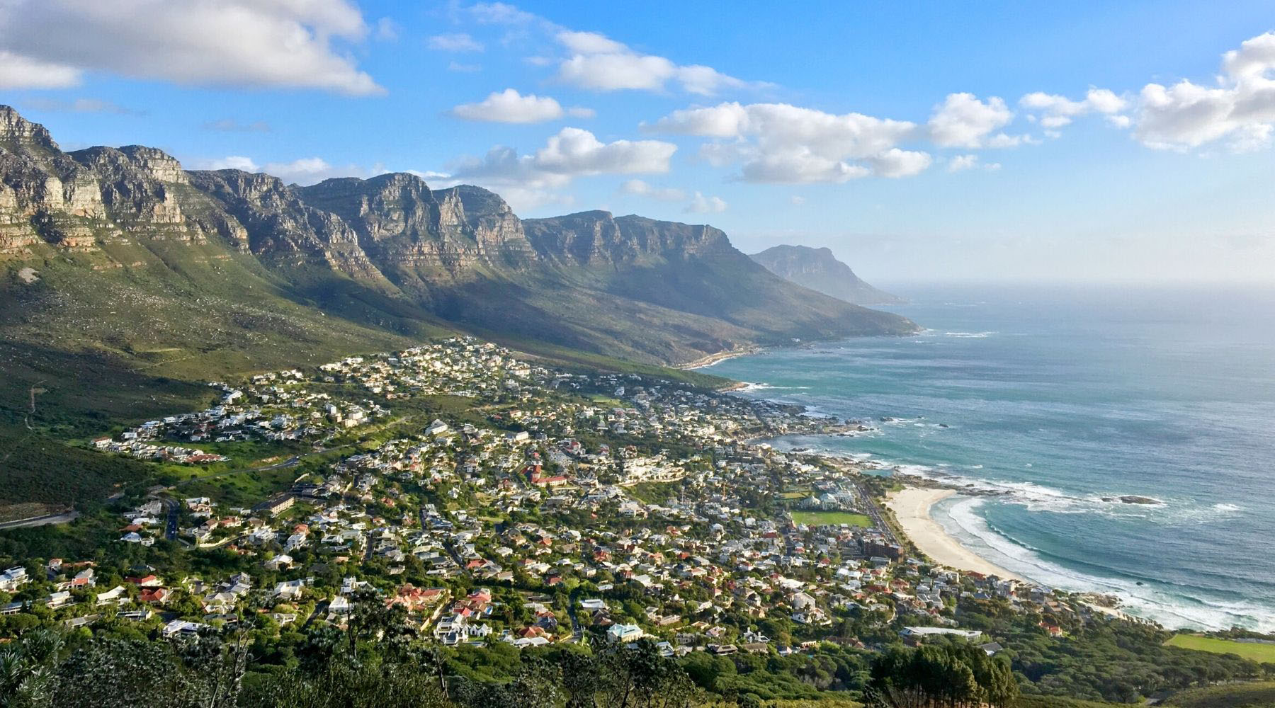 the best hikes in Cape Town