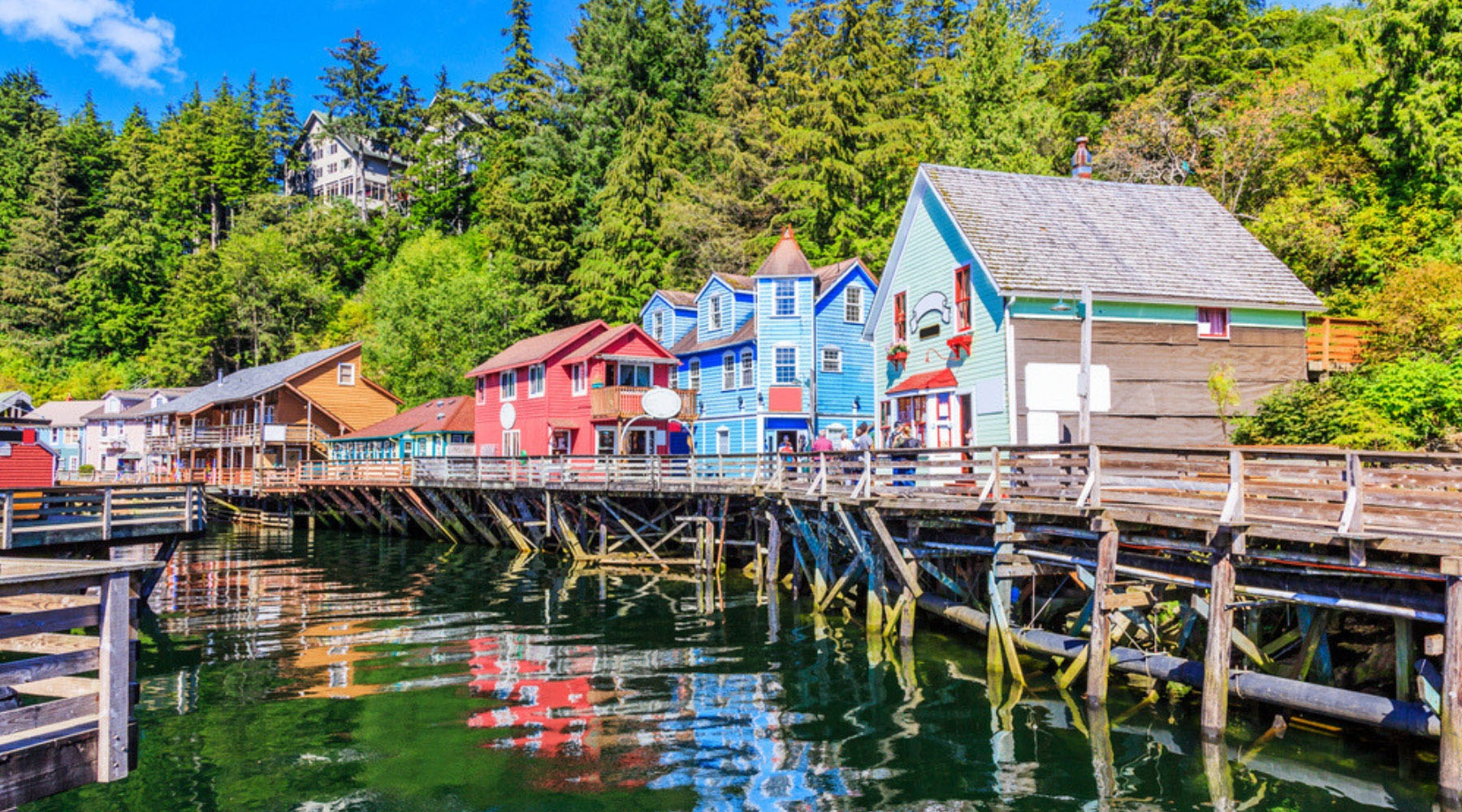 Alaska: Home of the world's best seafood
