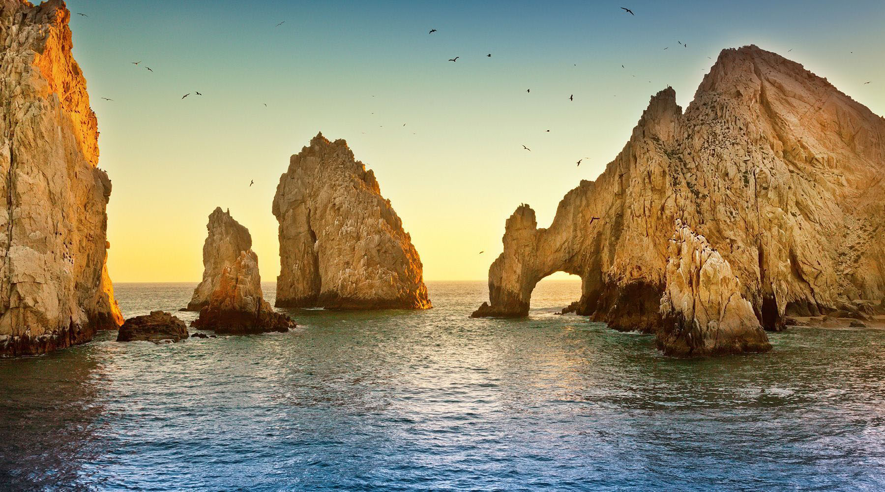 Arch of Cabo San Lucas Mexico