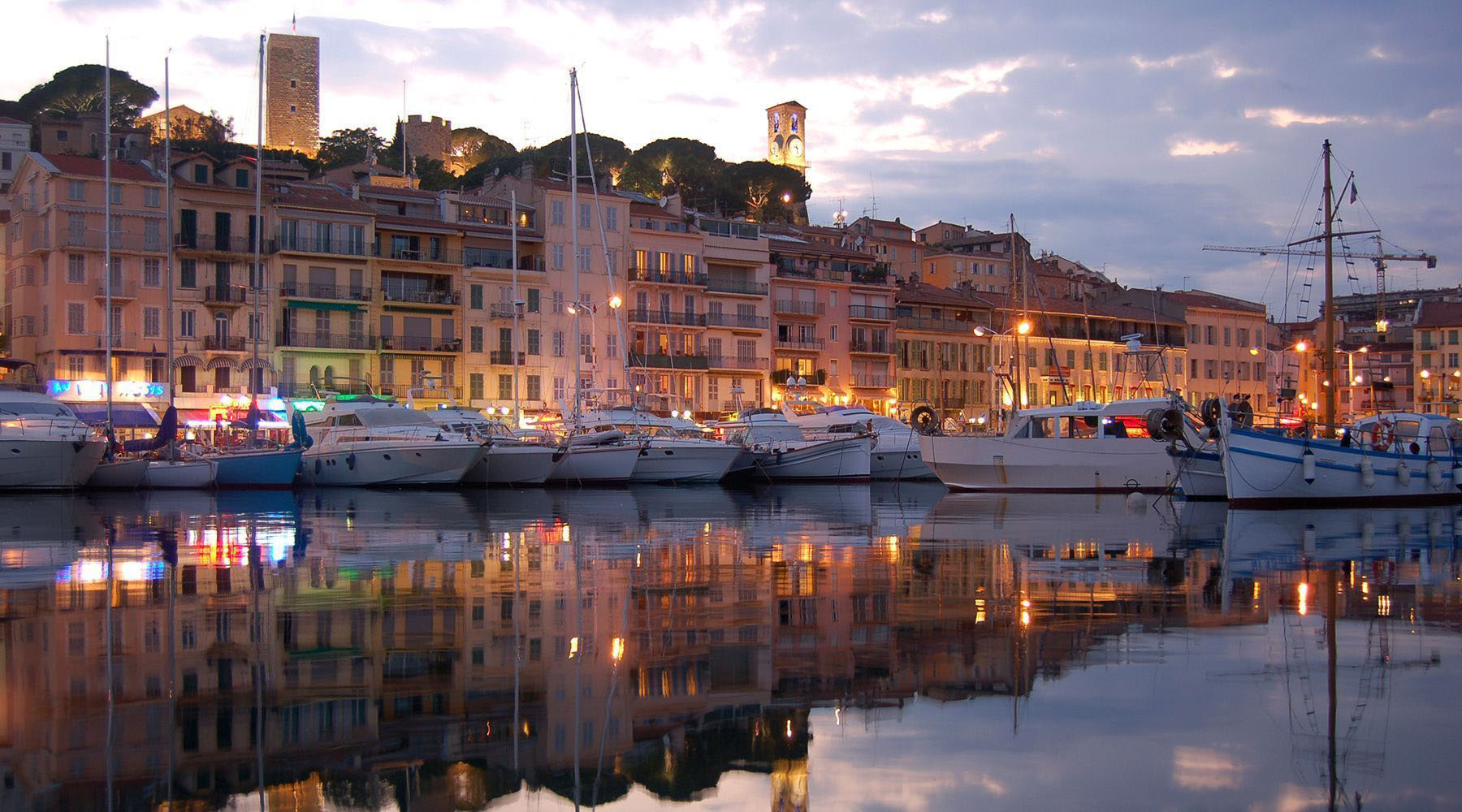 Luxury Voyage to Cannes, France