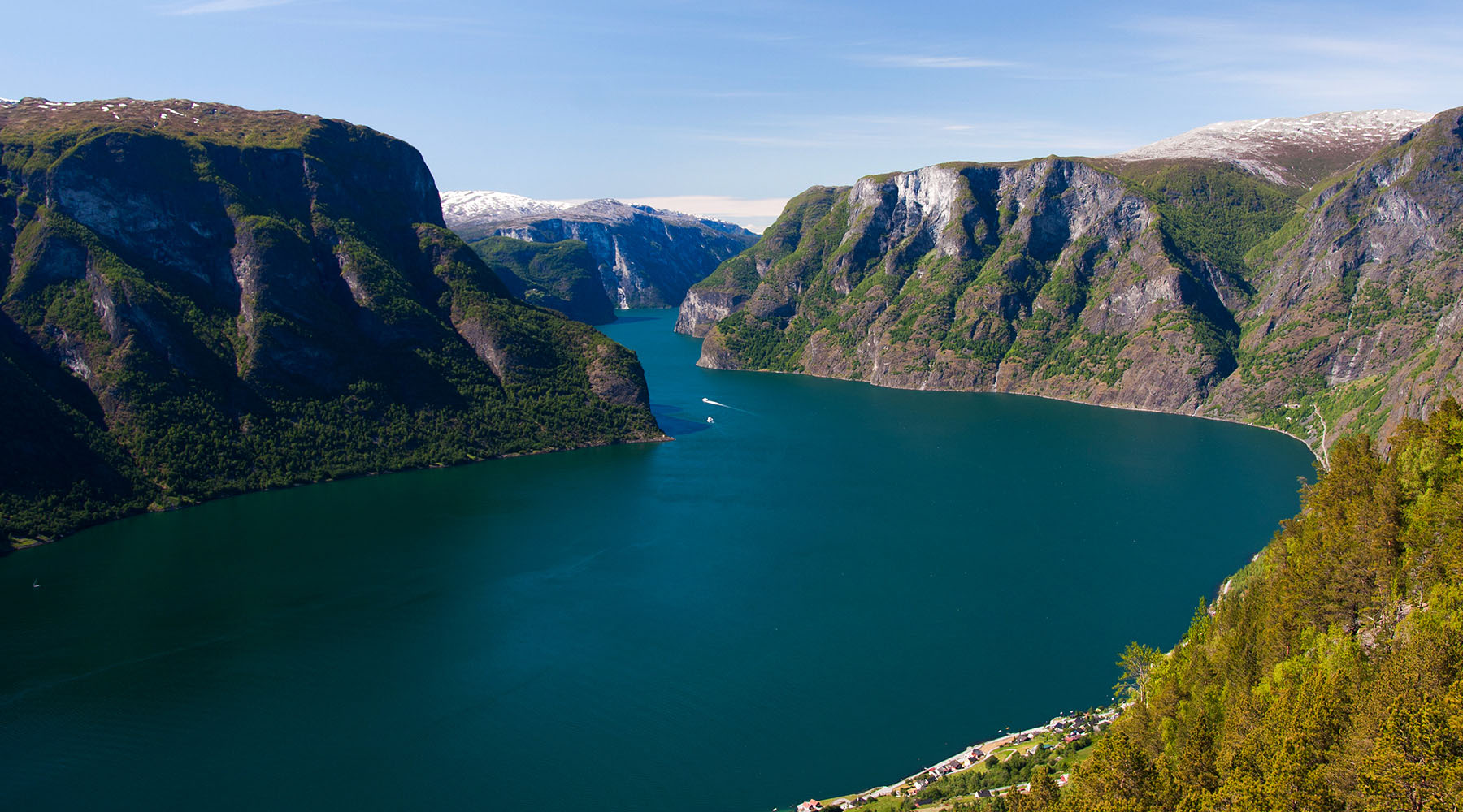 Norwegian Good: Ten Reasons I'm In Love