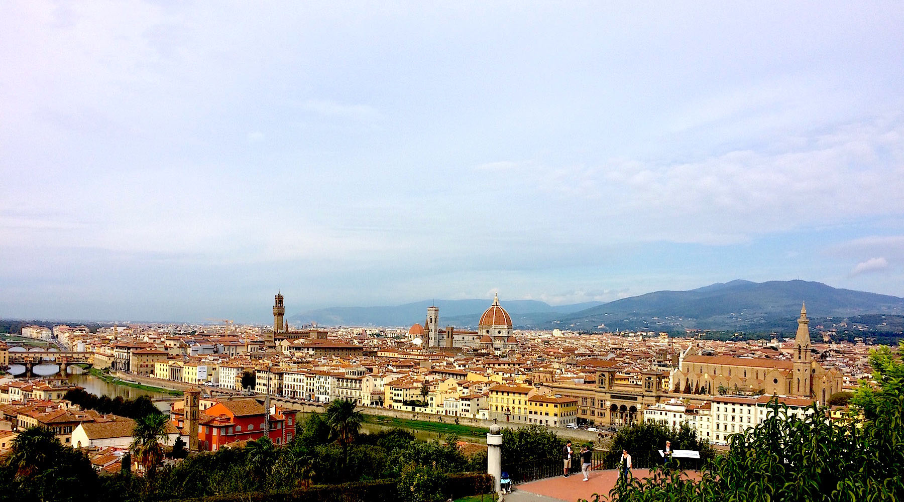 Falling in Love With Florence, Italy