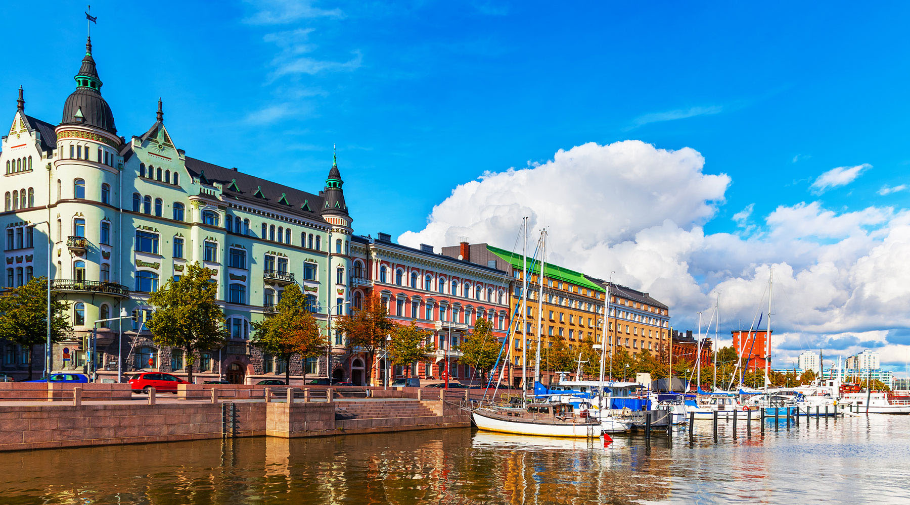 9-NIGHT BALTIC CAPITALS & RUSSIA VOYAGE