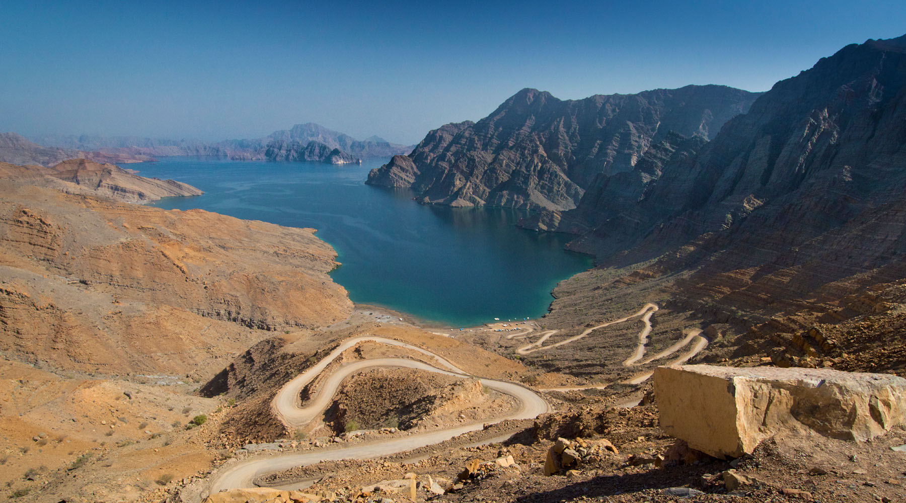 Exploring Jebel Harim and Oman's Musandam Peninsula
