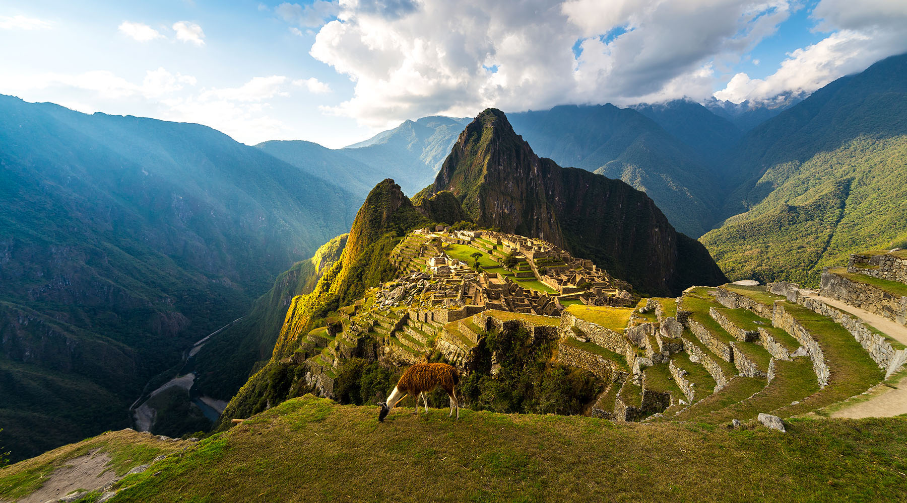 Machu Picchu, Cusco & Hiram Bingham and Train
