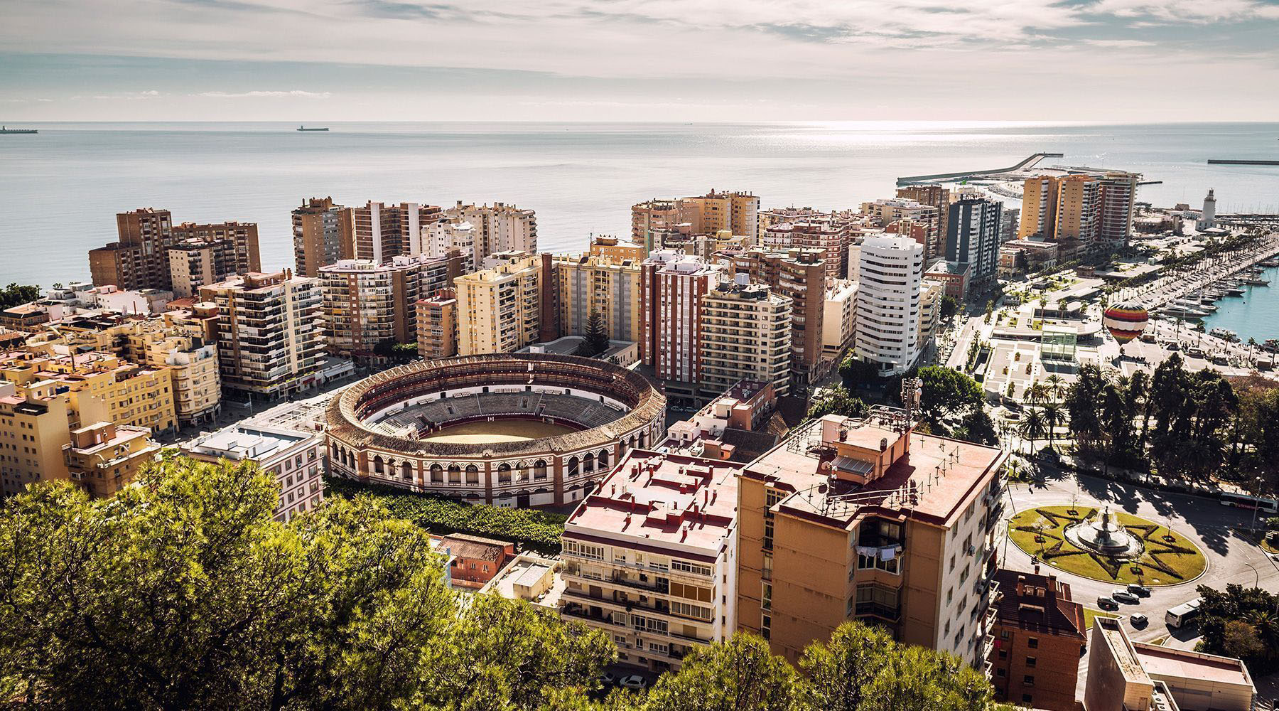 Malaga, Spain Luxury Cruises