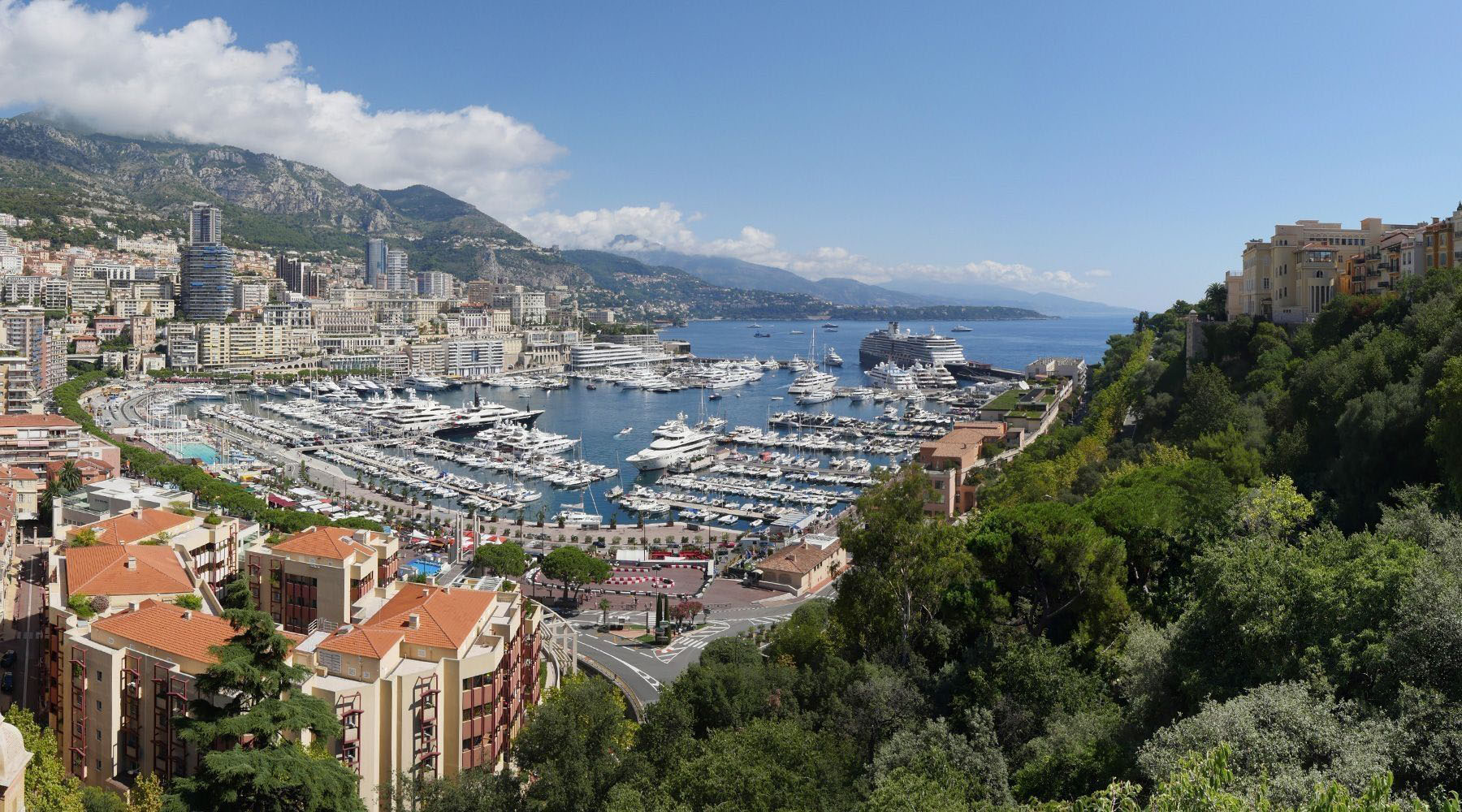 Monte-Carlo, Monaco Luxury Voyages