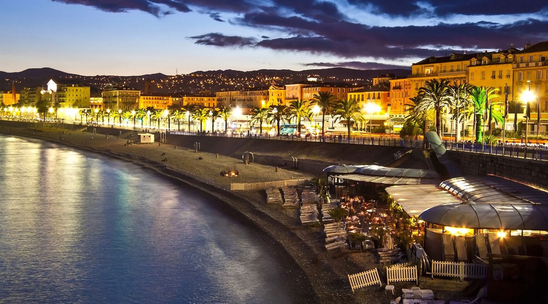A Weekend in Nice, France